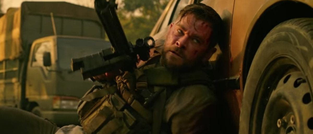 Extraction Is A Netflix Action Movie Worth Reassembling The Avengers